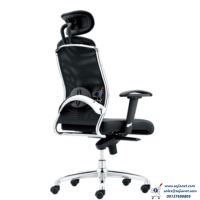 Back view of Highly Comfortable Ergonomic Chair