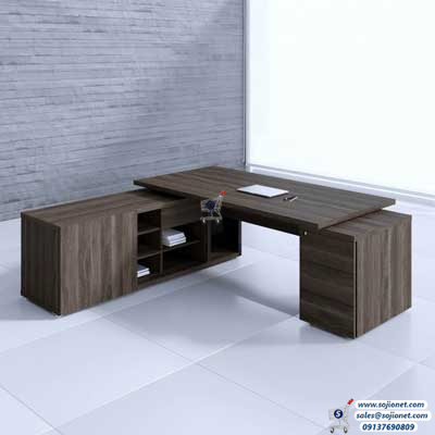 L Shaped Office Table in Nigeria