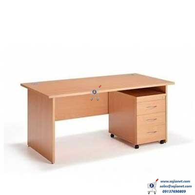 Simple Office Table in Nigeria