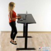 Electric Height Adjustable Table Desk in Lagos Nigeria